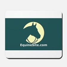 Horse website Mousepad