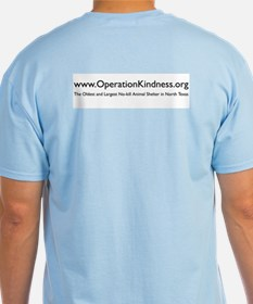 Operation Kindness Logo T-Shirt