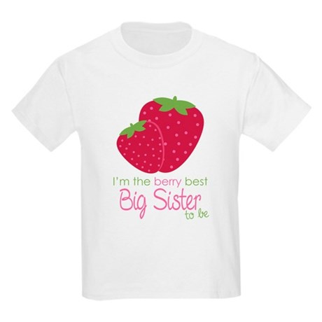 Berry Sister to be Kids Light T-Shirt
