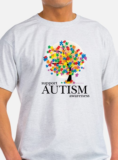 Autism Tree T-Shirt
