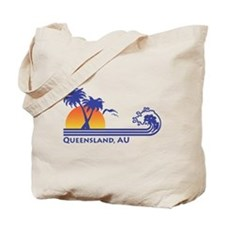 Queensland Australia Tote Bag