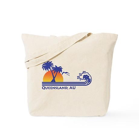 Queensland Australia Tote Bag