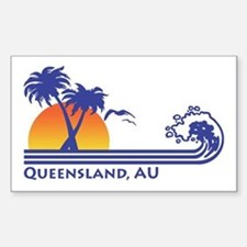Queensland Australia Stickers