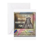 Prayer Warriors Greeting Cards (Pk of 20)