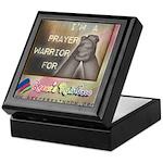 Prayer Warriors Keepsake Box