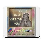 Prayer Warriors Mousepad