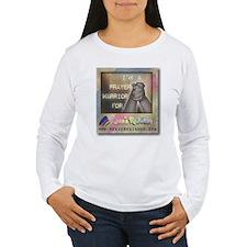 Prayer Warriors Women's Long Sleeve T-Shirt
