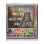 Prayer Warriors Throw Blanket