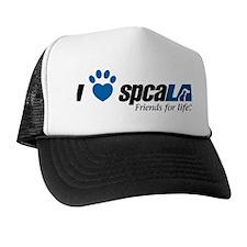 I Love spcaLA Trucker Hat