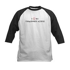 I Love Trakehner Horse Tee
