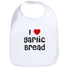 I * Garlic Bread Bib