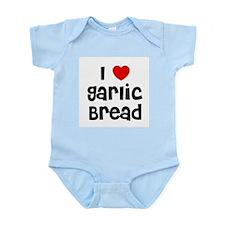 I * Garlic Bread Infant Creeper