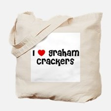 I * Graham Crackers Tote Bag