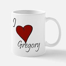 I love Gregory Mug