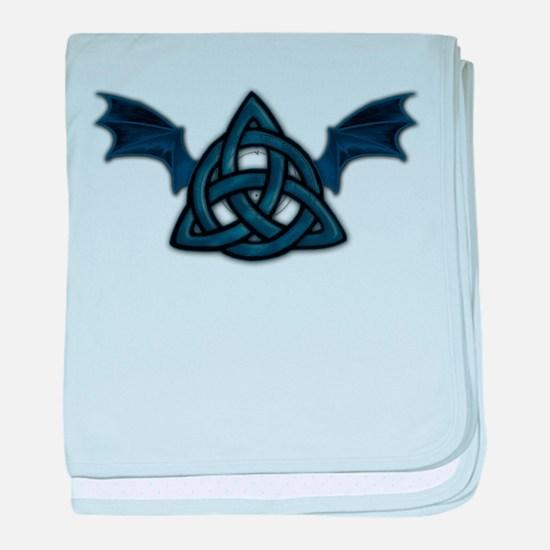 Unique Alchemic symbol baby blanket