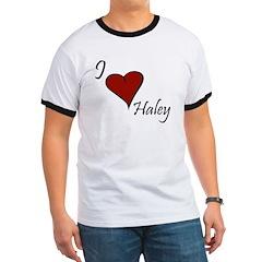I love Haley T