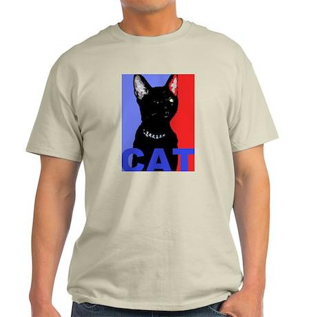 CAT FOR PRESIDENT Light T-Shirt