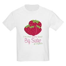 Berry Sister Triplets T-Shirt