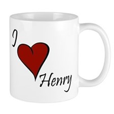 I love Henry Mug