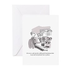Funny Counter Greeting Cards (Pk of 20)