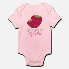 Berry Best Sister Infant Bodysuit