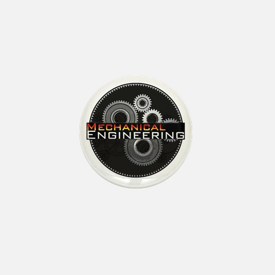 Mechanical Engineering Mini Button (10 pack)