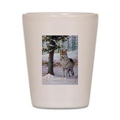 Animal Shot Glass