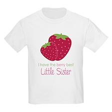 Berry Best Sister T-Shirt
