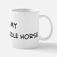 I Love Spotted Saddle Horse  Mug