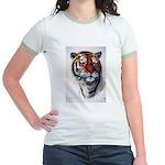 Animal (Front) Jr. Ringer T-Shirt