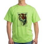 Animal (Front) Green T-Shirt