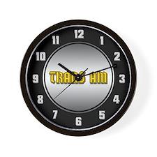 Trans Am! Wall Clock