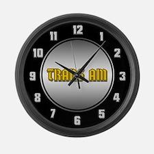 Trans Am! Large Wall Clock