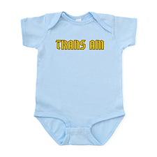 Trans Am! Infant Bodysuit