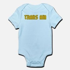 Trans Am! Infant Bodysuit