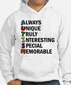 Awesome Autism Hoodie
