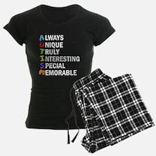 Awesome Autism Pajamas