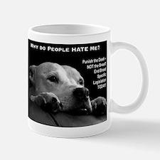Pitbull Dogs - Ban BSL Mug