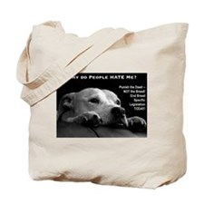 Pitbull Dogs - Ban BSL Tote Bag