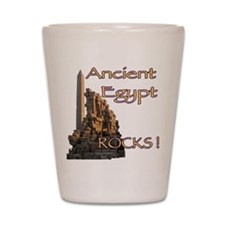 Karnak Rocks Shot Glass