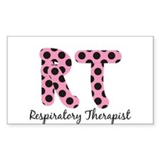 Respiratory Therapy 2011 Decal