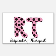 Respiratory Therapy 2011 Sticker (Rectangle)