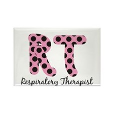 Respiratory Therapy 2011 Rectangle Magnet
