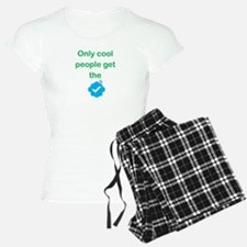 Only Cool Ppl Get the Checkmark Pajamas