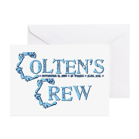 COLTENS CREW Greeting Cards (Pk of 10)