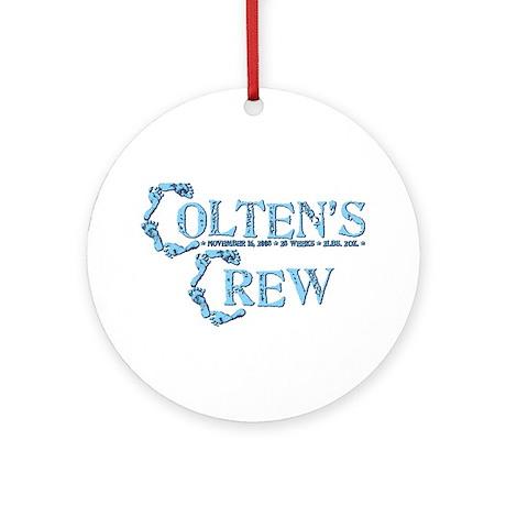 COLTENS CREW Ornament (Round)