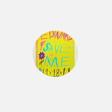 Edward Save Me Mini Button
