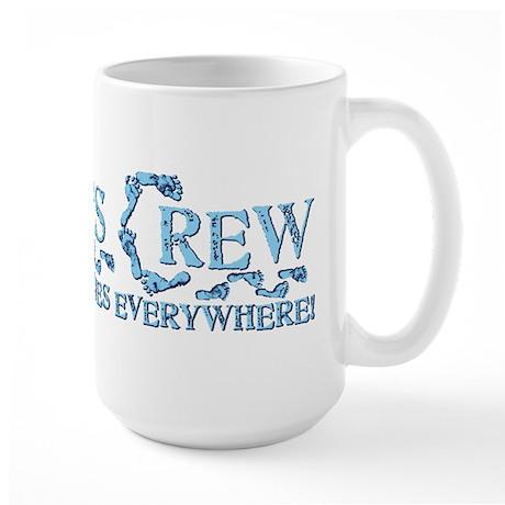 COLTENS CREW Large Mug