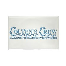 COLTENS CREW Rectangle Magnet