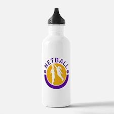 netball player shooting Water Bottle